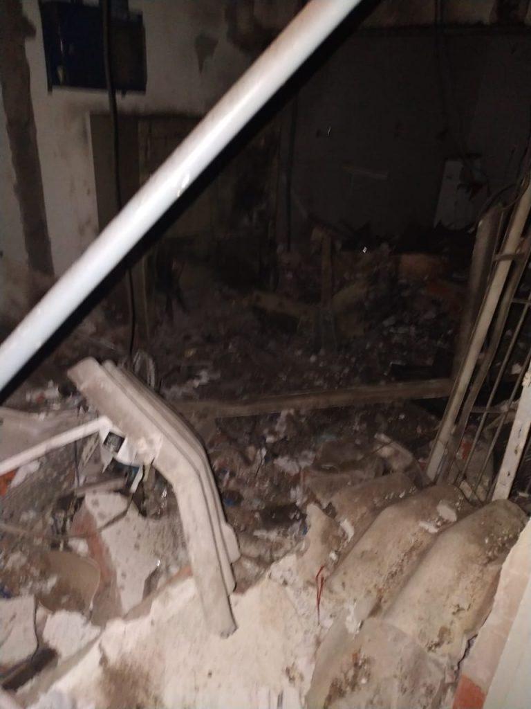 Bandidos explodem três agências bancárias no Maranhão - Imagem 1