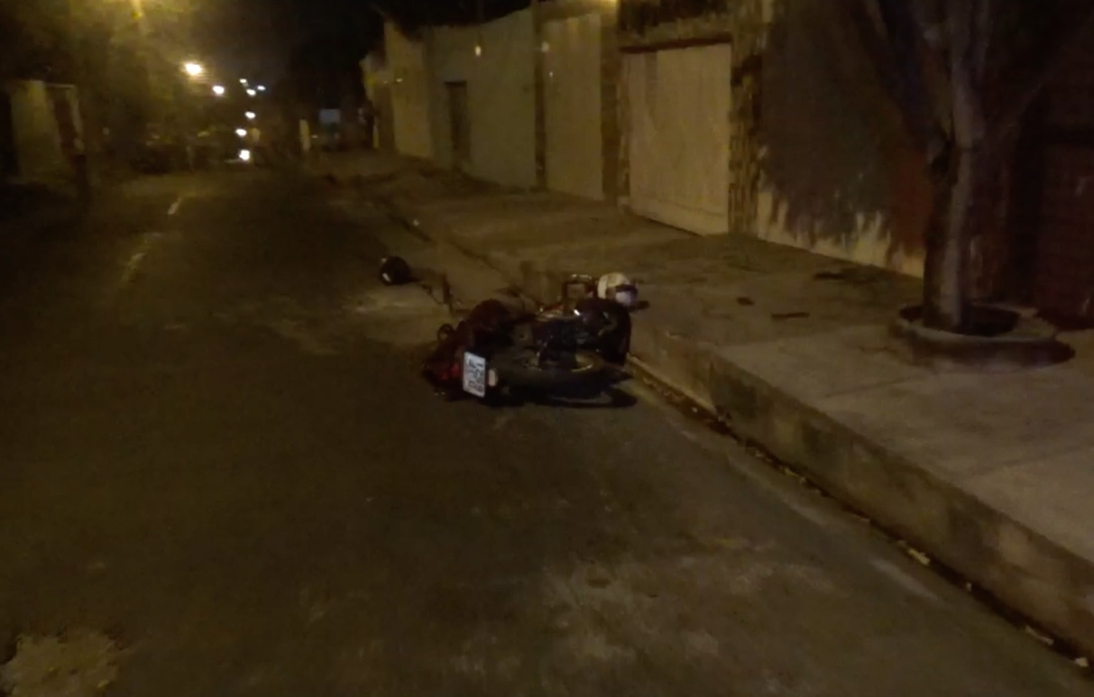 Pai é morto e mãe e filha são baleadas durante perseguição em Teresina - Imagem 2