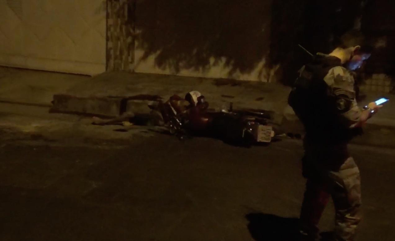 Pai é morto e mãe e filha são baleadas durante perseguição em Teresina - Imagem 3