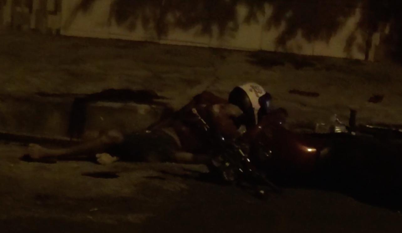 Pai é morto e mãe e filha são baleadas durante perseguição em Teresina - Imagem 4