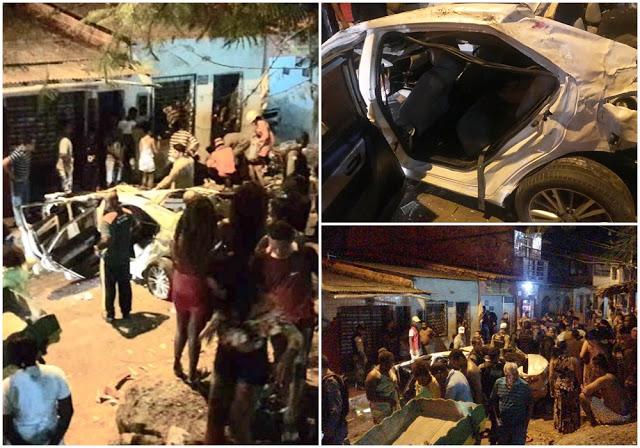 Acidente de trânsito deixa três pessoas mortas e seis feridos no MA - Imagem 2