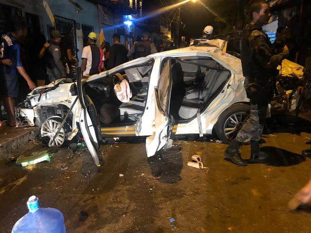 Acidente de trânsito deixa três pessoas mortas e seis feridos no MA - Imagem 1