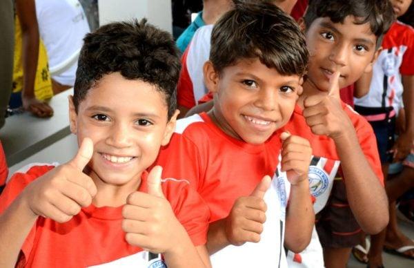 Governo do Maranhão cria a 1ª escola pública bilíngue do Brasil 9