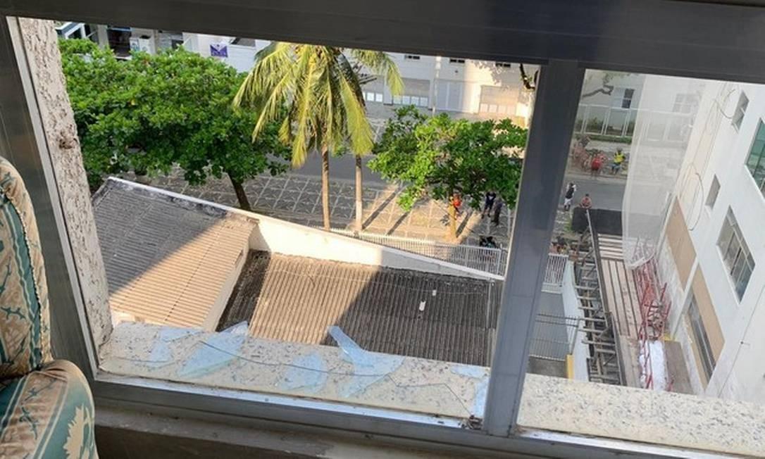 Filho de jornalista morre ao cair do 5º andar de prédio em São Paulo - Imagem 5