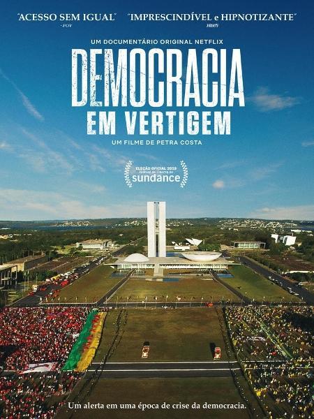 """Dilma comemora indicação de documentário ao Oscar: """"Filme é corajoso"""""""" - Imagem 1"""