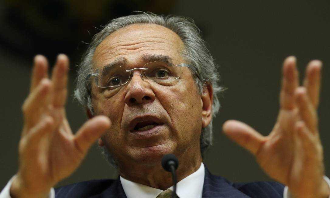 Ministro da Economia Paulo Guedes vai insistir em novo imposto no país - Imagem 1