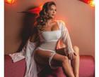 """Geisy Arruda revela preferência no sexo: """"pênis grande e não brocha"""""""