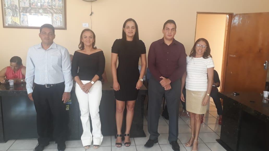 Tomam posse os novos Conselheiros Tutelares de Barro Duro - Imagem 4