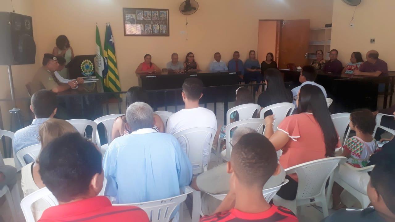 Tomam posse os novos Conselheiros Tutelares de Barro Duro - Imagem 1