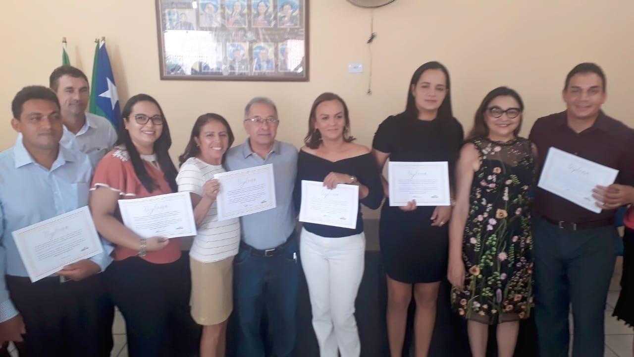 Tomam posse os novos Conselheiros Tutelares de Barro Duro - Imagem 3