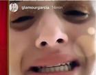 """Atriz Glamour Garcia fala das agressões do ex: """"Tive força de reagir"""""""