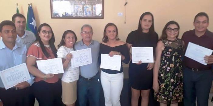 Tomam posse os novos Conselheiros Tutelares de Barro Duro