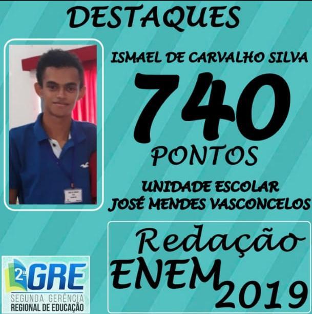 ENEM 2019: alunos da rede pública de ensino tiraram notas acima de 900 pontos - Imagem 4