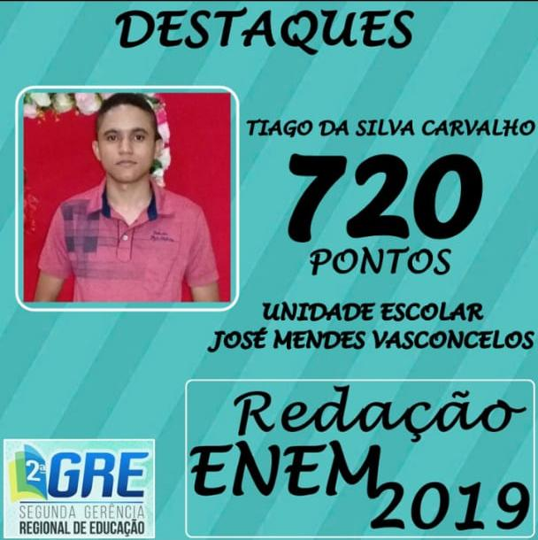 ENEM 2019: alunos da rede pública de ensino tiraram notas acima de 900 pontos - Imagem 5