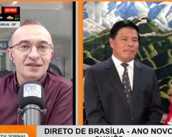 Tv Jornal Meio Norte: Ministro-conselheiro fala sobre o Ano Novo Chinês ao Banca de Sapateiro