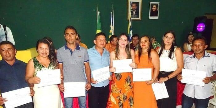 Tomam posse os novos Conselheiros Tutelares de Jatobá do Piauí para a gestão 2020/2024