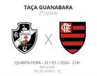 Vasco joga hoje com Flamengo: veja escalações, desfalques e arbitragem