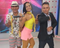 Banda Capri esquenta clima de carnaval
