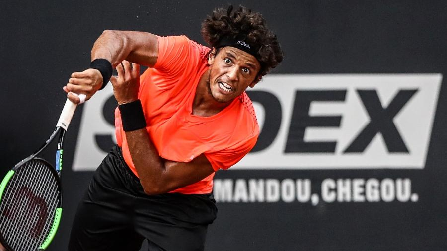 Feijão é banido do tênis pelo resto da vida e multado em US$ 200 mil - Imagem 1