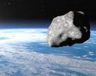 Asteroide de tamanho mediano passará próximo à terra nesta segunda