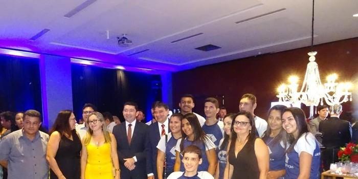 Pólo da UAPI de Jatobá do Piauí vence Prêmio Piauí de Inclusão Social em evento realizado pelo Grupo Meio Norte de Comunicação
