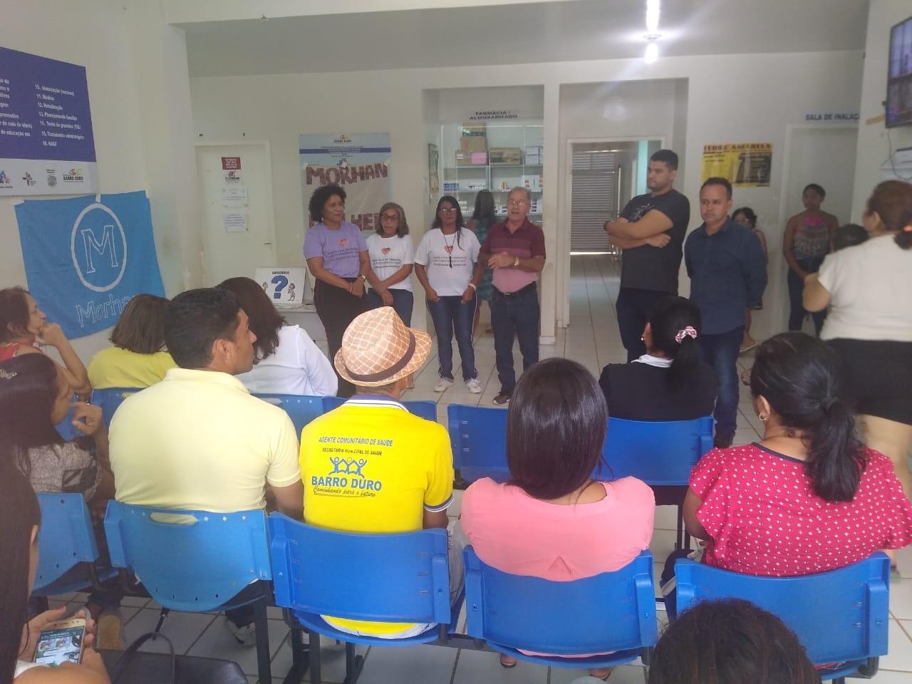 Janeiro Roxo: Barro Duro trabalha a Campanha e leva orientações sobre a Hanseníase - Imagem 4