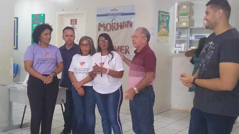Janeiro Roxo: Barro Duro trabalha a Campanha e leva orientações sobre a Hanseníase - Imagem 2