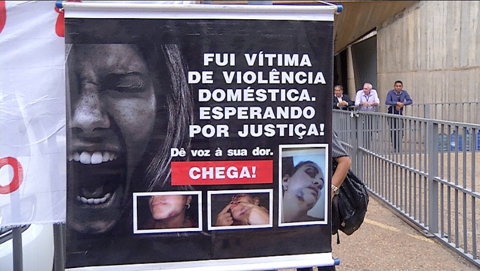 Soltura de dois feminicidas causa protesto em Teresina - Imagem 6