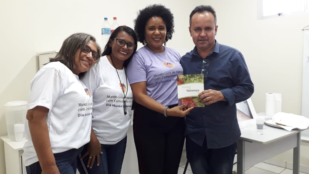 Janeiro Roxo: Barro Duro trabalha a Campanha e leva orientações sobre a Hanseníase - Imagem 3