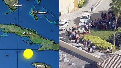 Terremoto de magnitude 7,7 perto de Cuba gera alerta de tsunami  - Imagem 1