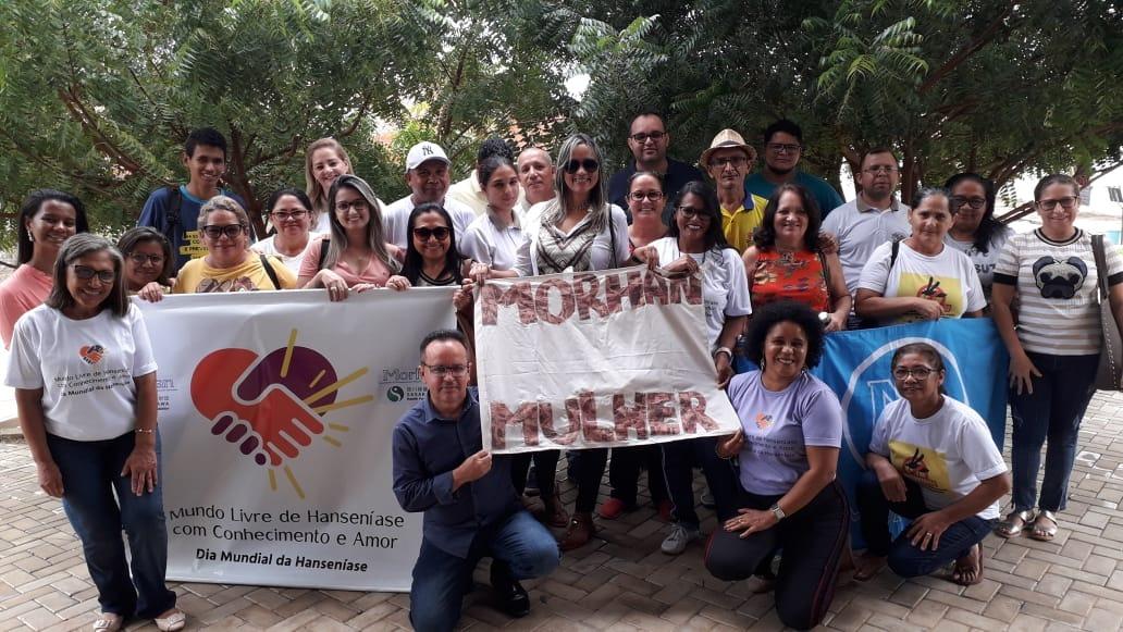 Janeiro Roxo: Barro Duro trabalha a Campanha e leva orientações sobre a Hanseníase - Imagem 5