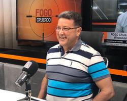Coronel Edwaldo Viana, exonerado da PM, fala de sua candidatura a prefeitura de Picos