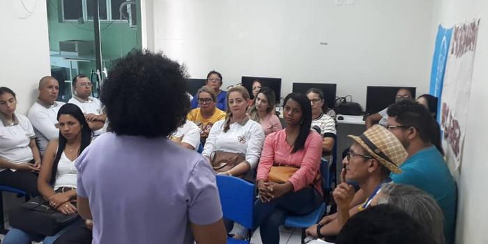 Janeiro Roxo: Barro Duro trabalha a Campanha e leva orientações sobre a Hanseníase