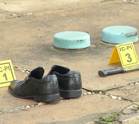 Vigia do Instituto de Pesquisa é morto com um tiro durante assalto