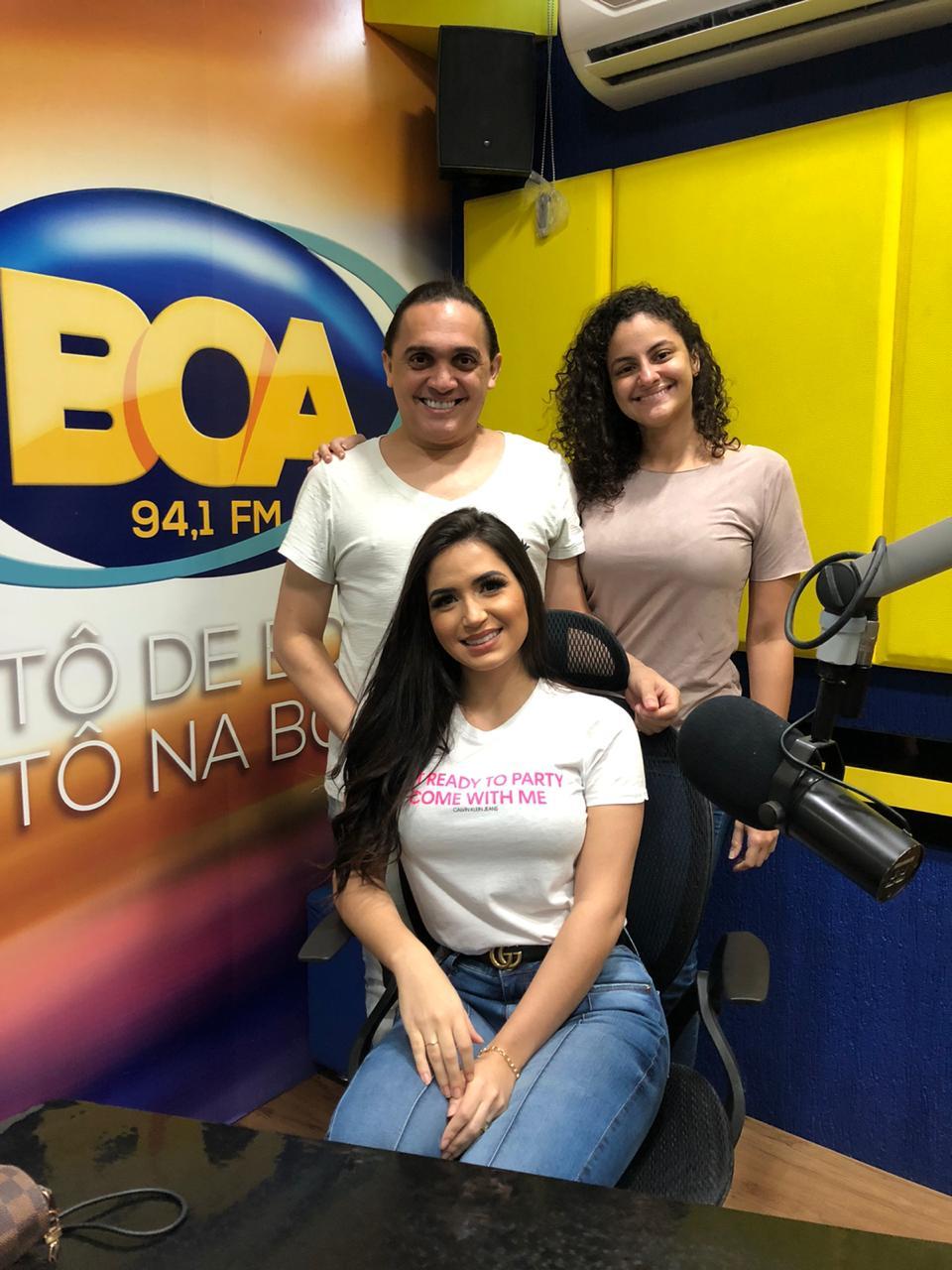 Influencer Fernanda Aguiar esclarece suposto caso com cantor de forró  - Imagem 2