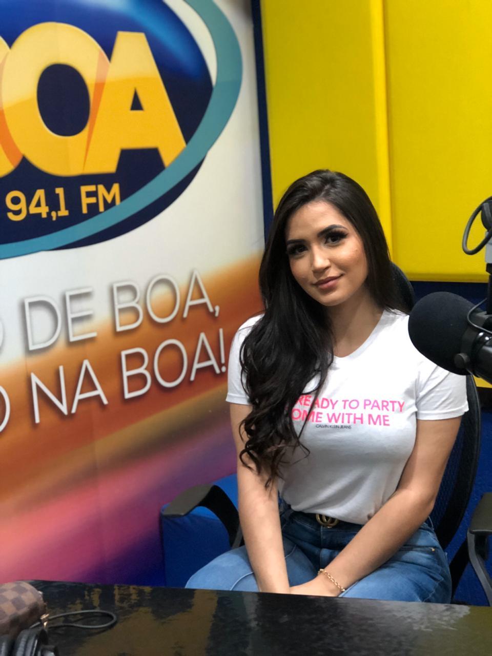 Influencer Fernanda Aguiar esclarece suposto caso com cantor de forró  - Imagem 3
