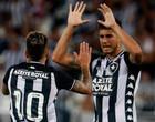 Contra o Resende, Botafogo mostra repertório e vence; veja os gols