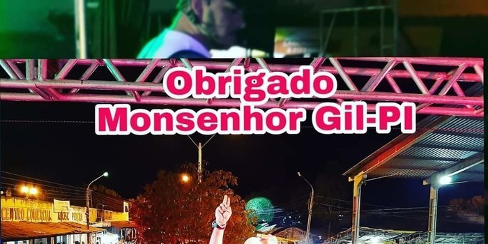 Monsenhor Gil promove maior festa de Réveillon do Médio Parnaíba