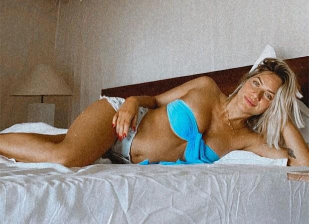 Grávida de 4 meses, Giovanna Ewbank descobre sexo do bebê - Imagem 1