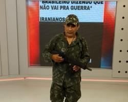 """Novelinha: convocação para a """"guerra"""""""