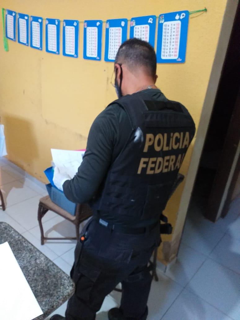 PF combate contrabando de cigarros e cumpre mandados no litoral do PI - Imagem 2