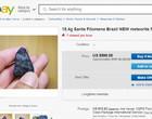 Meteoritos comprados no sertão de PE estão 10 vezes mais caros na web