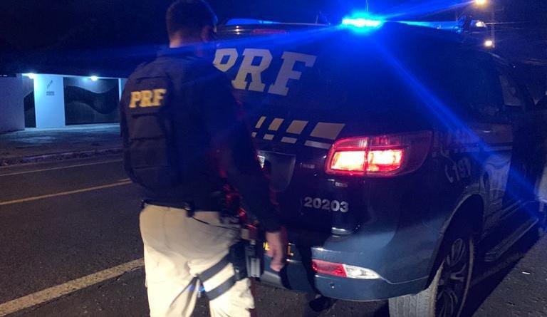 PRF-PI prende homens conduzindo veículos sob efeito de alcool (Divulgação)