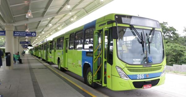 Justiça manda circular 70% da frota de ônibus em Teresina - Imagem 1