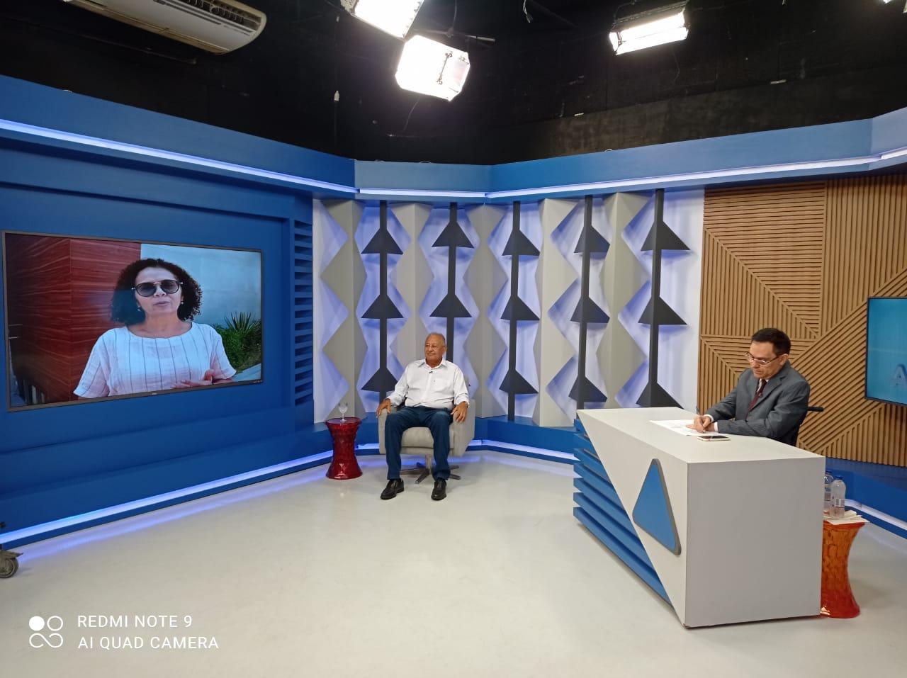 Dr. Pessoa é sabatinado por outros candidatos à Prefeitura de Teresina - Imagem 7