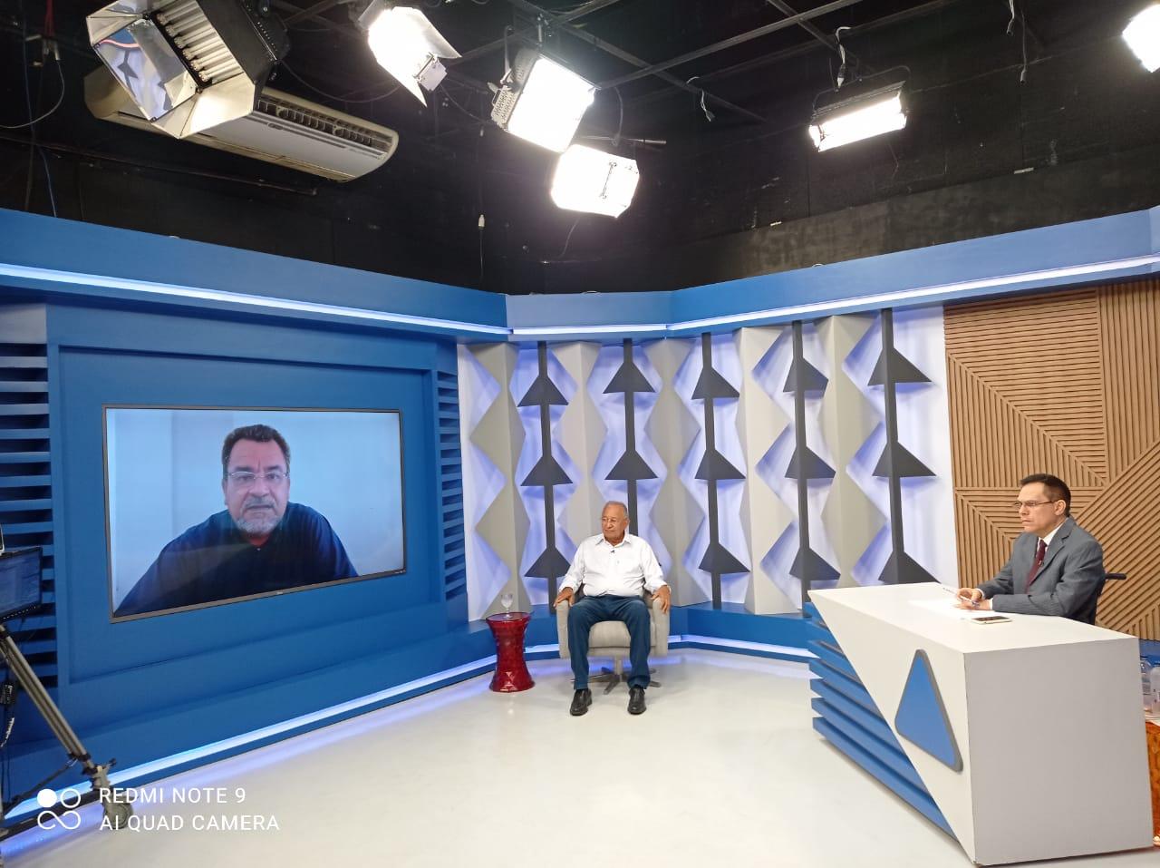 Dr. Pessoa é sabatinado por outros candidatos à Prefeitura de Teresina - Imagem 4
