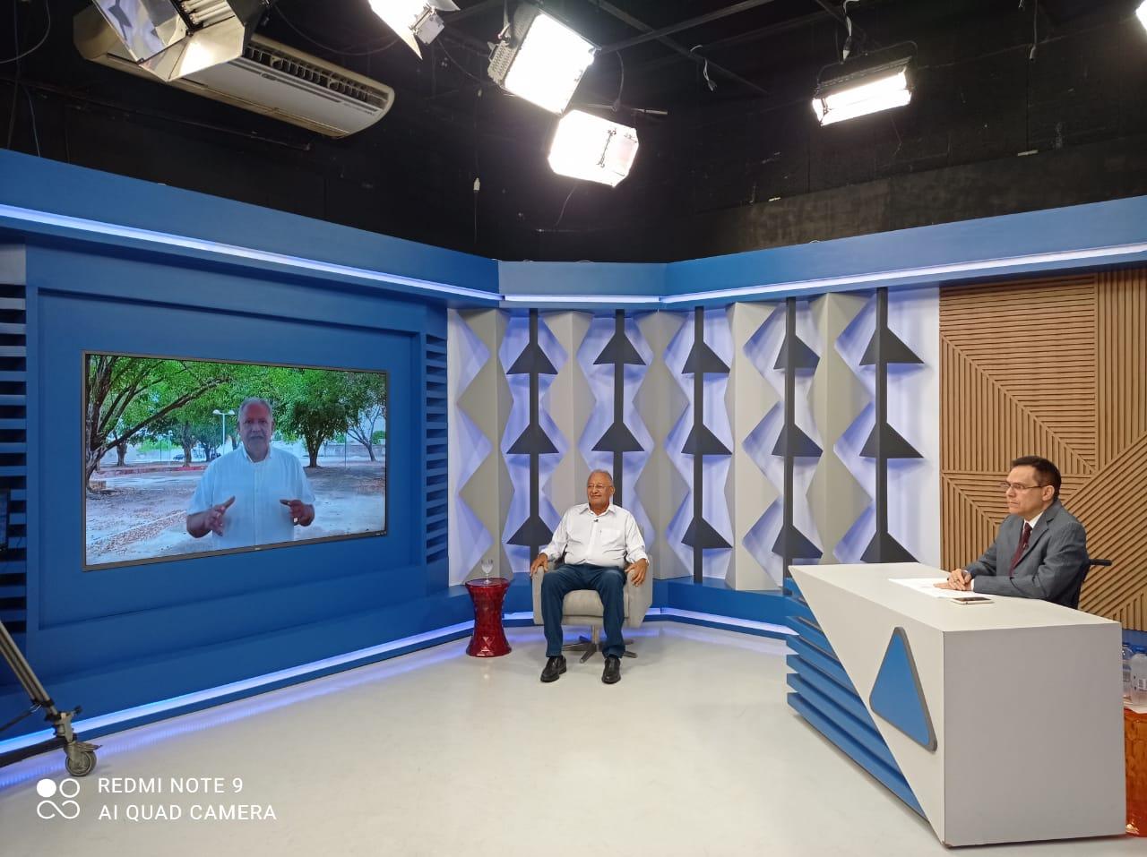 Dr. Pessoa é sabatinado por outros candidatos à Prefeitura de Teresina - Imagem 5