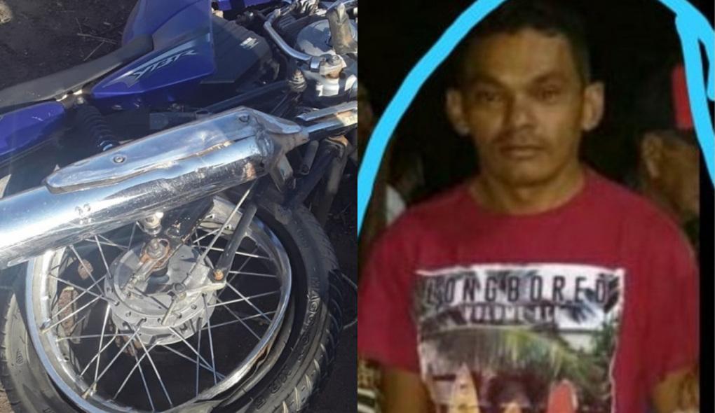 Homem morre em acidente envolvendo moto e carro no Norte do Piauí