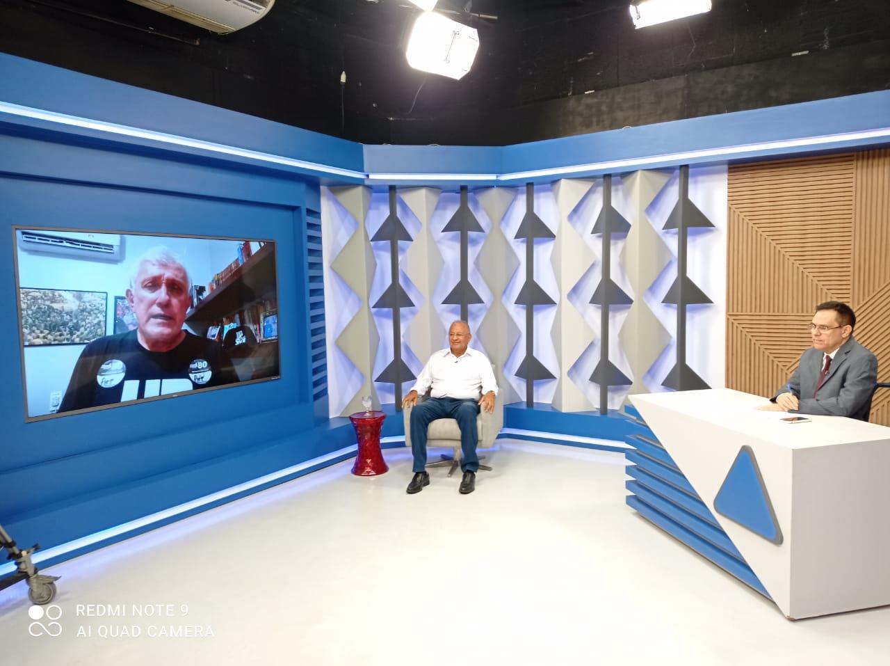 Dr. Pessoa é sabatinado por outros candidatos à Prefeitura de Teresina - Imagem 10