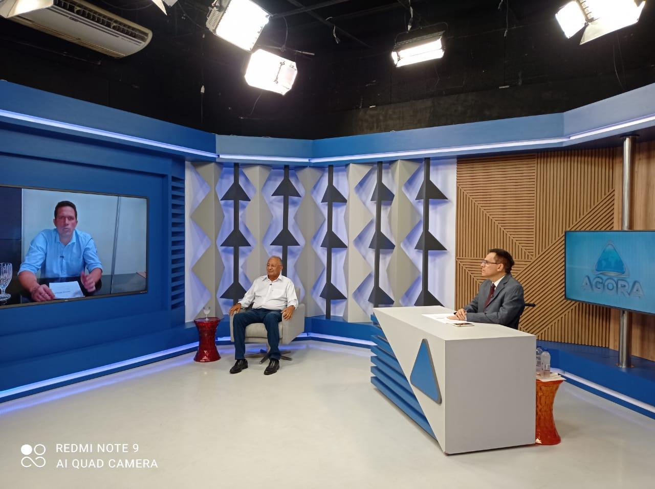 Dr. Pessoa é sabatinado por outros candidatos à Prefeitura de Teresina - Imagem 8